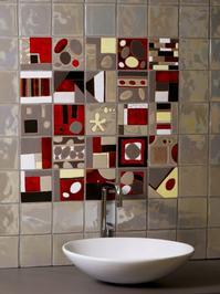 Décor Grafix pour cuisine et salle de bains, très moderne et tendance