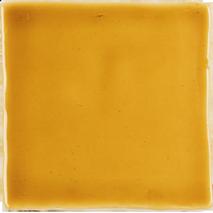 carrelage emaillee cotignac moutarde