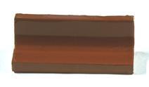 Accessoires Terre cuite - Gorge 4x4 émaillée manuellement